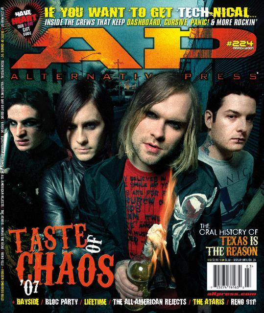 AP 224 (Mar '07) - on sale everywhere FEBRUARY 1! in My Photos by