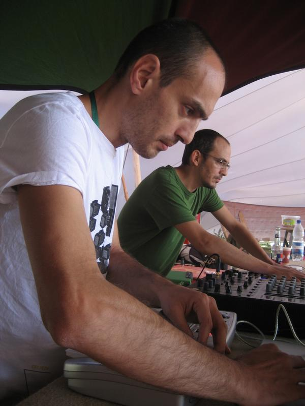 dubble in fusion festival 2008 by 