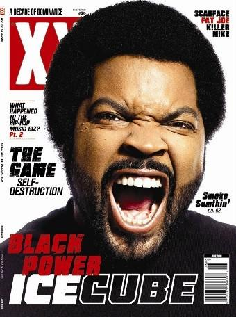 June XXL Cover in Press by 