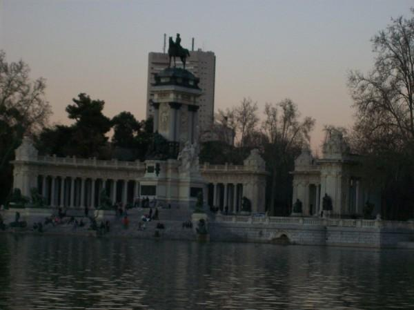 retiro park in My Photos by