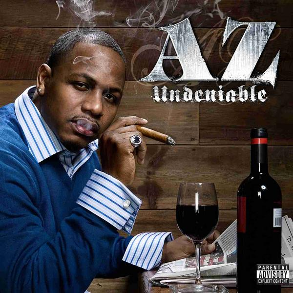 AZ | Undeniable | Out now!!! in Album Covers by