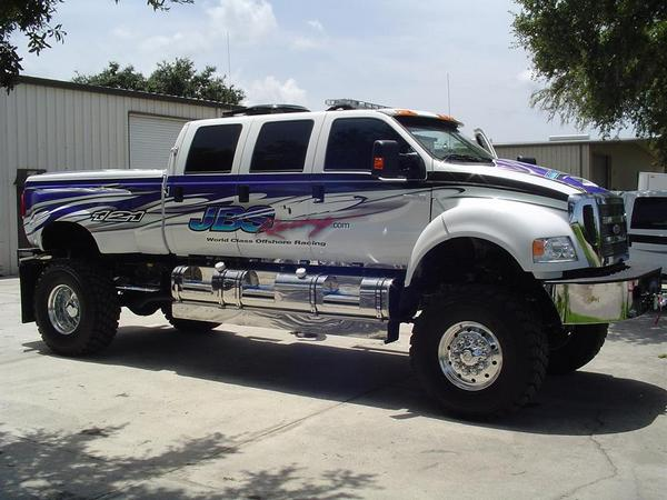 DREAM WALLPAPERS  F650 Super Truck