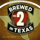 Brewed In Texas Volume 2