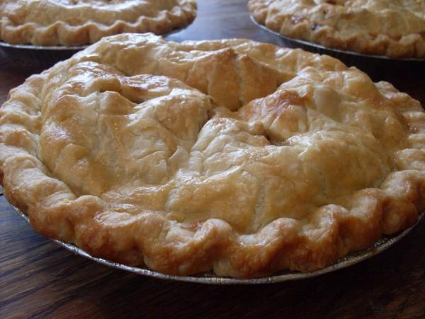 Grandma Ople's Apple Pie | Veronica's Cornucopia