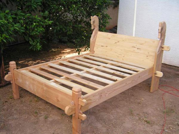 viking bed plans