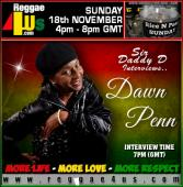 bless family sunday rice n peas show with your host sir daddy d we have music vibes the sunday interview also dr yogi fish in the studio wit