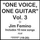 One Voice, One Guitar - Vol. 3