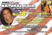 If ya39ll are in the Killeen, TX area, make sure to come thru to the Armed Forces natural Hair  Health expo at the Killeen Civic Center
