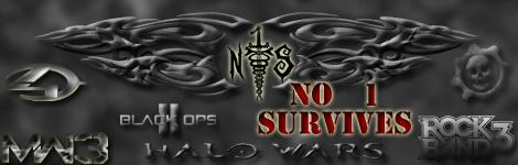 No 1 Survives