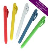 New Detectable Retractable Pens
