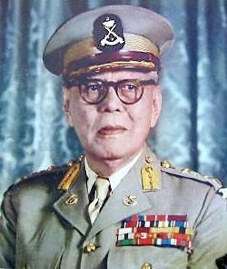 Sultan Ibrahim ibni Sultan Abu Bakar (sultan johor ke 22) 1895-1959 in johor by Hafizi Briged para