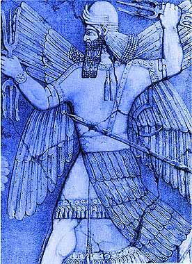 Resultado de imagen para ENLIL sumerio