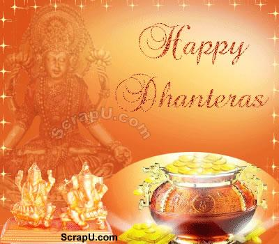 Happy-Dhanteras Cards 