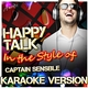 Happy Talk (In the Style of Captain Sensible) [Karaoke Version]