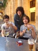 Thanks for getting us to No.9! We39re f**kin39 loving this news out in Spain. What a day off, cheers!!!
