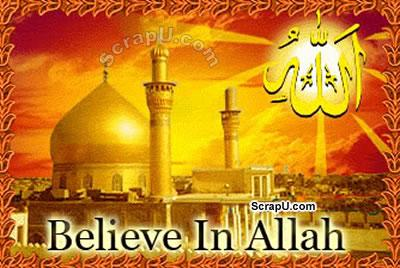 Believe-in-Allah Comments