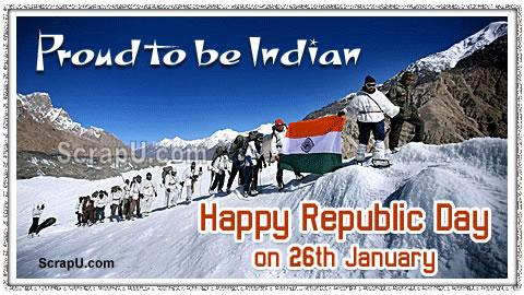 Happy Republic Day Graphics