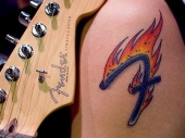 FENDER Tattoos