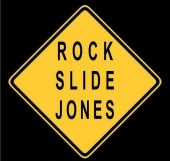 Photo of Rockslide Jones