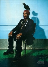 Photo of Lee Scratch Perry