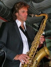 Photo of Chris White - saxophonist
