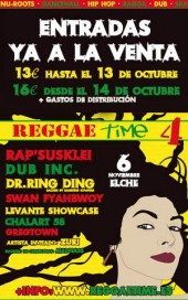 Photo of REGGAE TIME