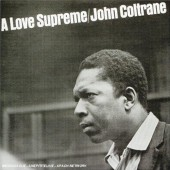 Photo of John Coltrane , in memory of