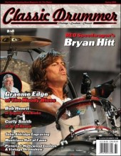 Photo of CLASSIC DRUMMER MAGAZINE