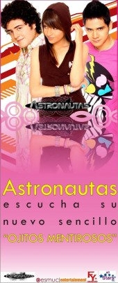 Photo of ASTRONAUTAS (Myspace Official)