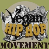 Photo of vegan hip hop movement