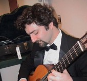 Photo of kevin r gallagher - classical guitarist