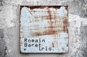 Photo of Romain Baret Trio