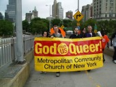 Photo of Metropolitan Community Church of New York
