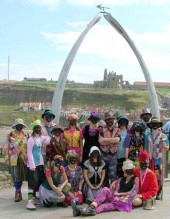 Photo of Ouse Washes Molly Dancers