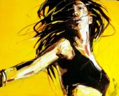 Photo of Ania Bocek-artist