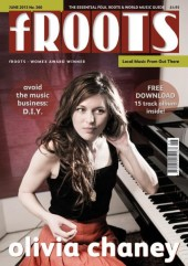 Photo of fRoots Magazine